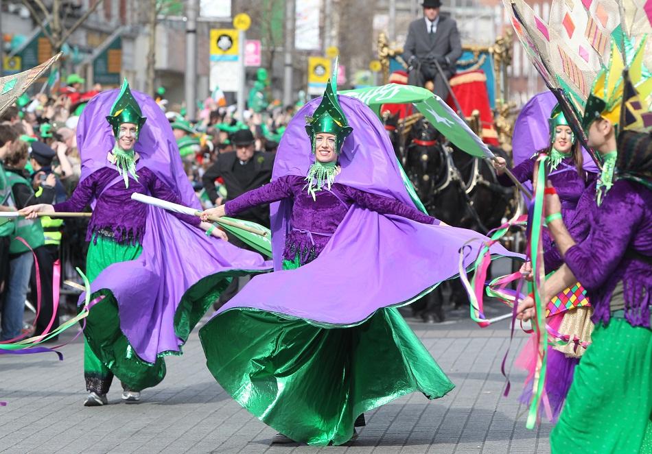 Parada St. Patrick's Day