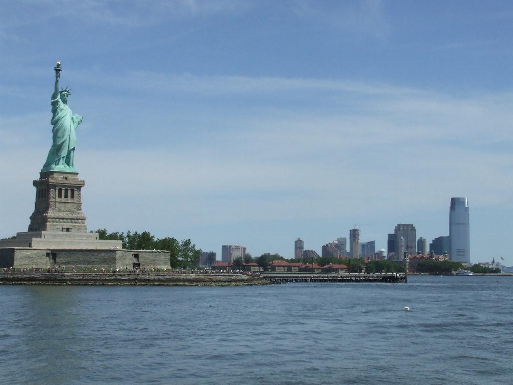 Statuia Libertatii - New York