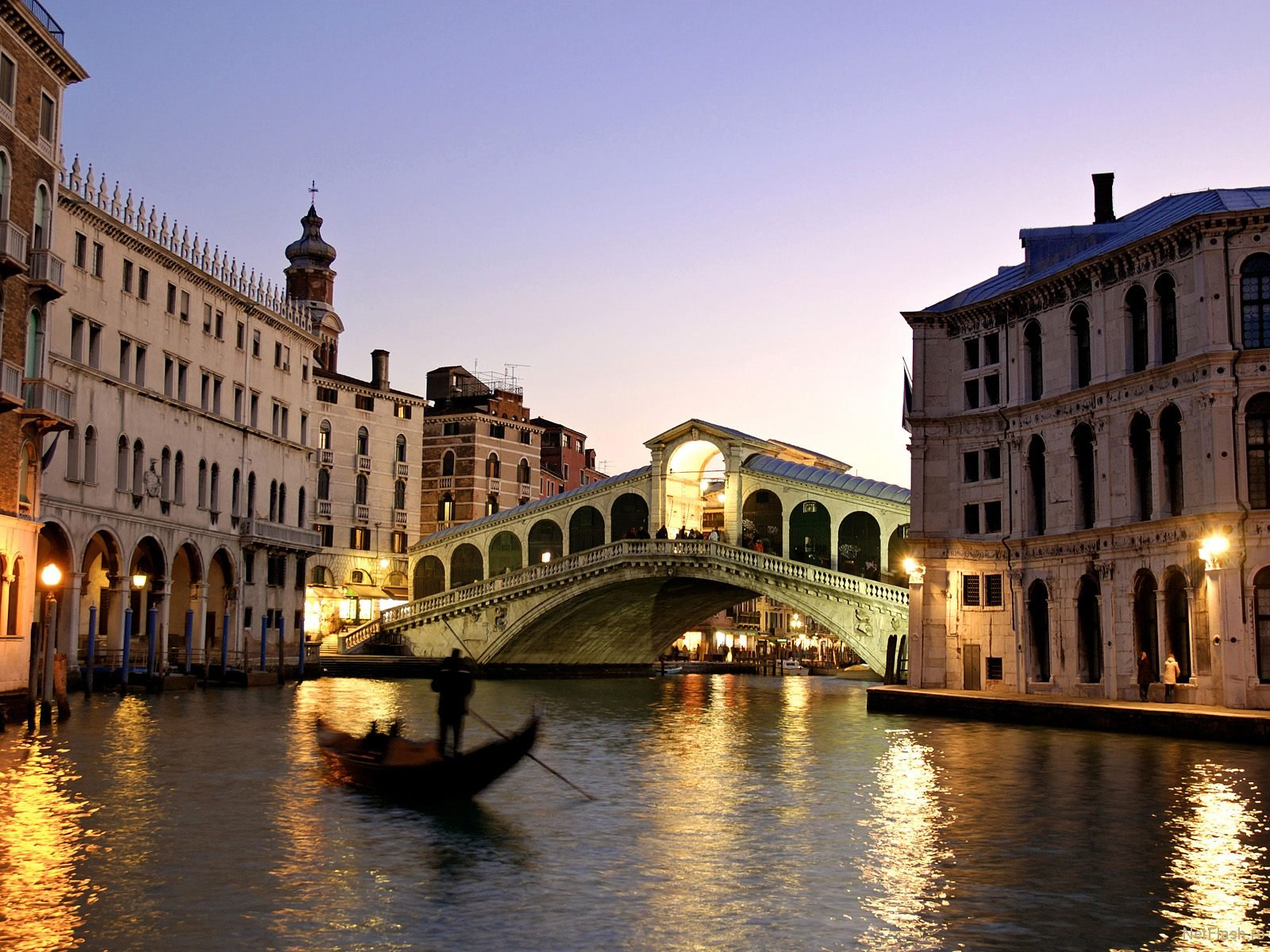 Marele Canal al Veneziei