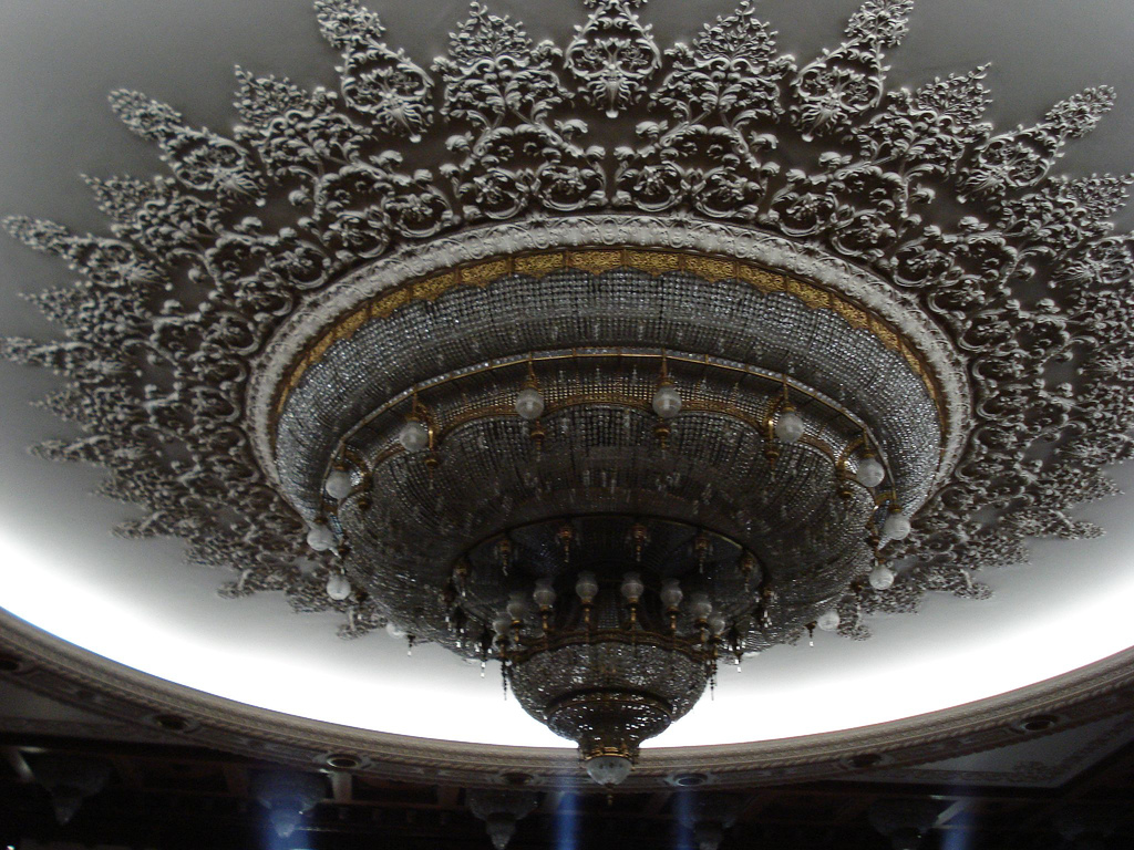 Interior din Casa Poporului