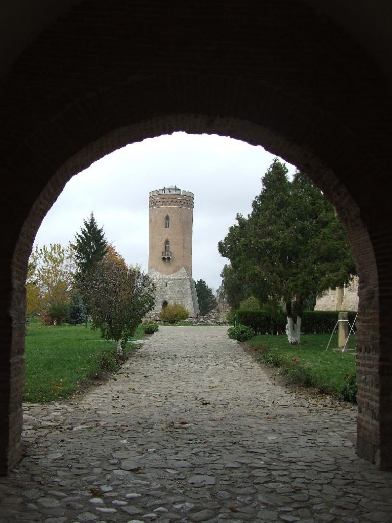 Turnul Chindiei Poarta