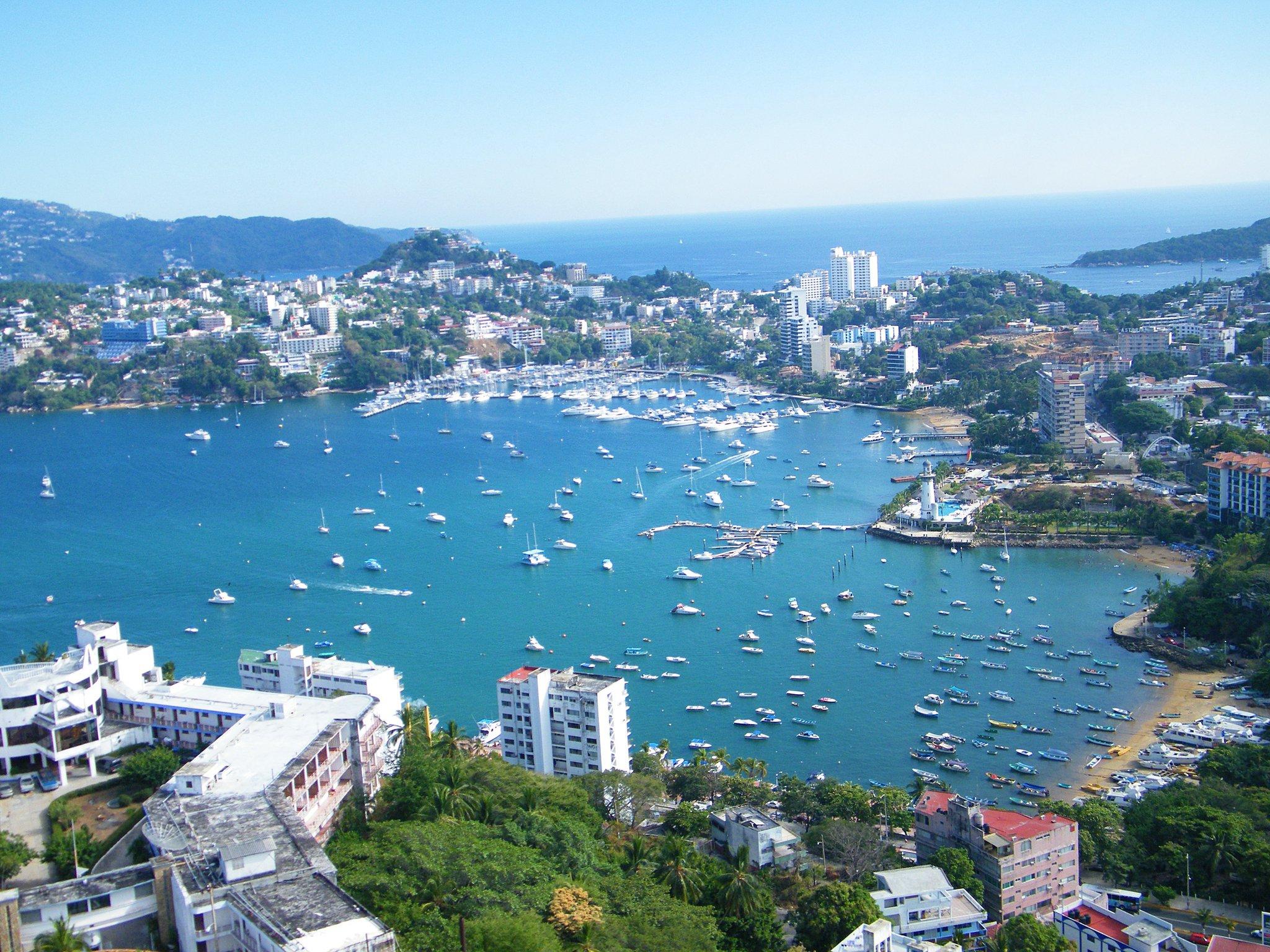 Acapulco - unul dintre cele mai vizitate locuri din Mexic