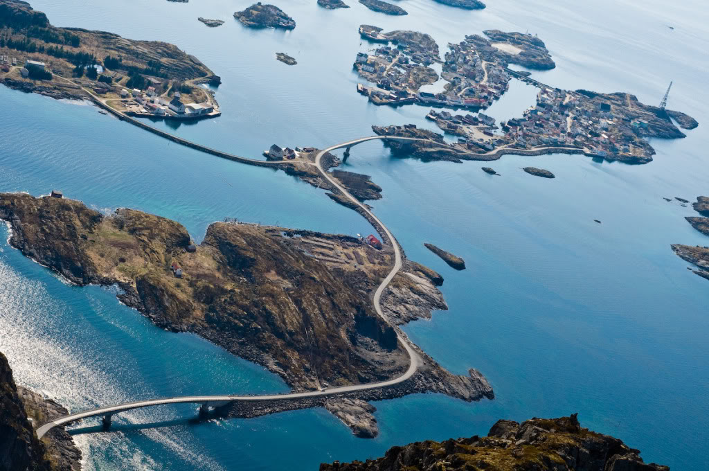 Atlantic Road, Norvegia
