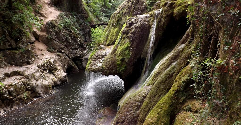 Cascada Bigăr, vedere laterală