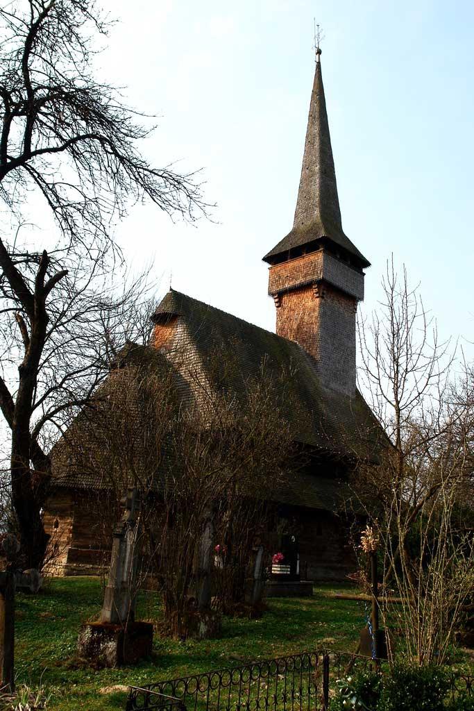 Biserica din Deseşti