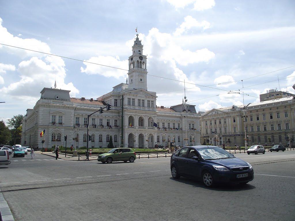 Bulevardul Revoluţiei, Arad
