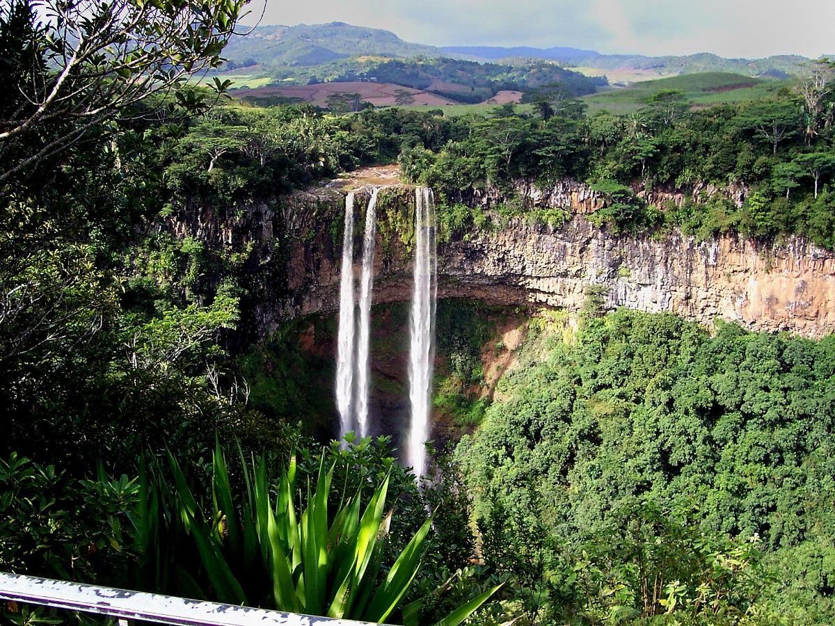 Cascada Chamarel, Mauritius