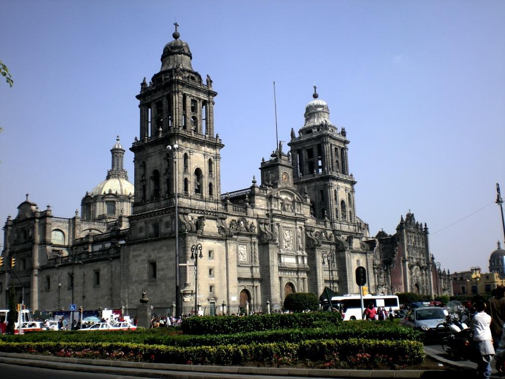 Catedrala Metropolitană Mexic