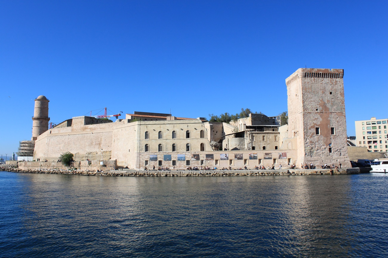 Fortăreaţa Sfântul Nicolae, Marsilia