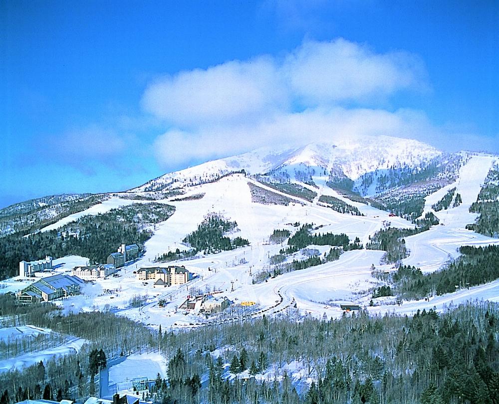 Hokkaido - sky in Hokkaido