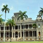 Iolani Palace, palatul ultimului rege din Hawaii