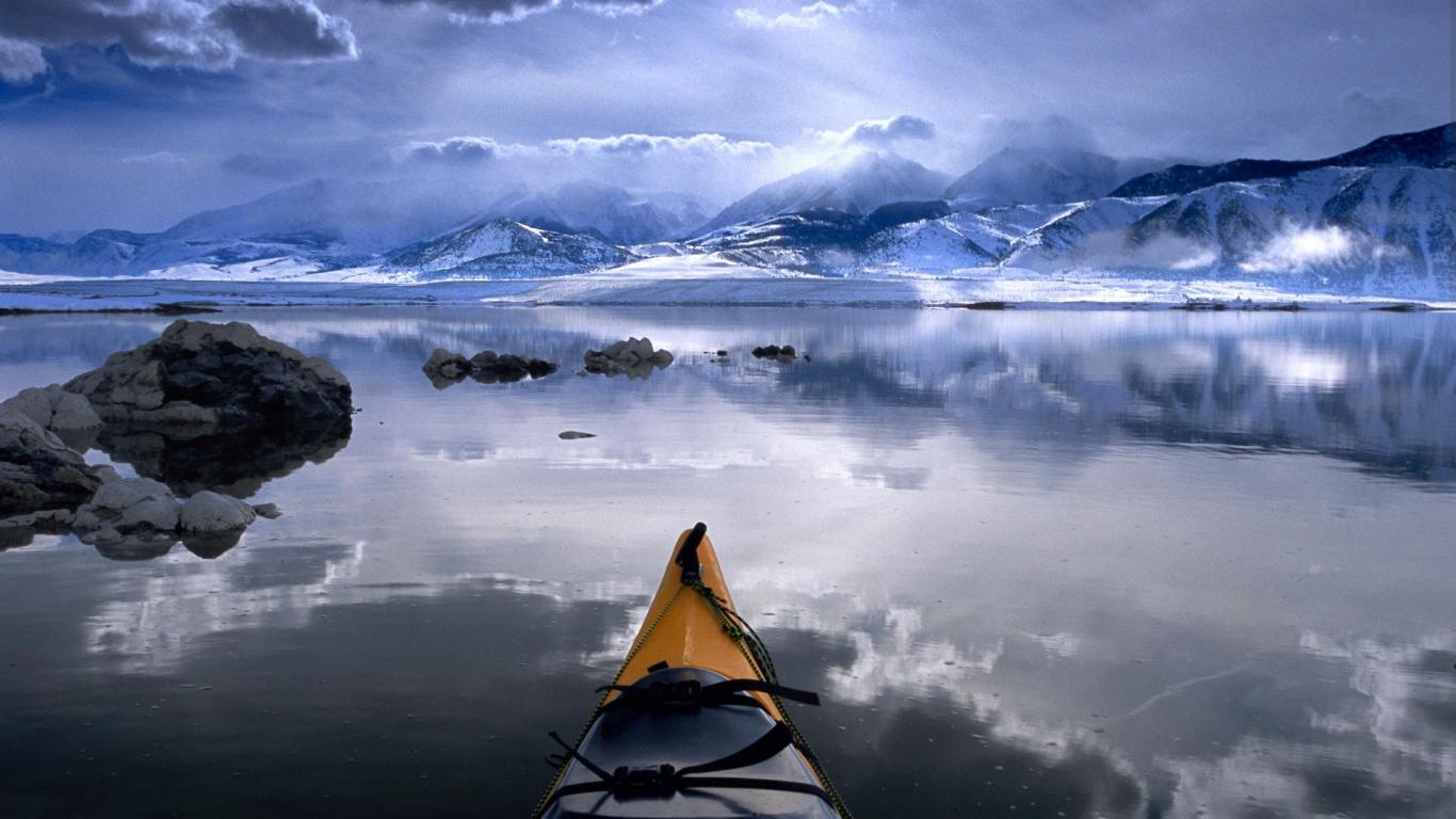Lacul Mono, California
