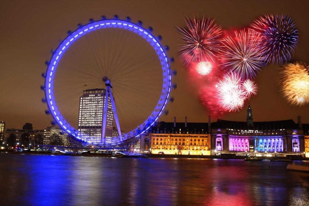 London Eye, o soluție elegantă pentru a putea admira panorama orașului Londra