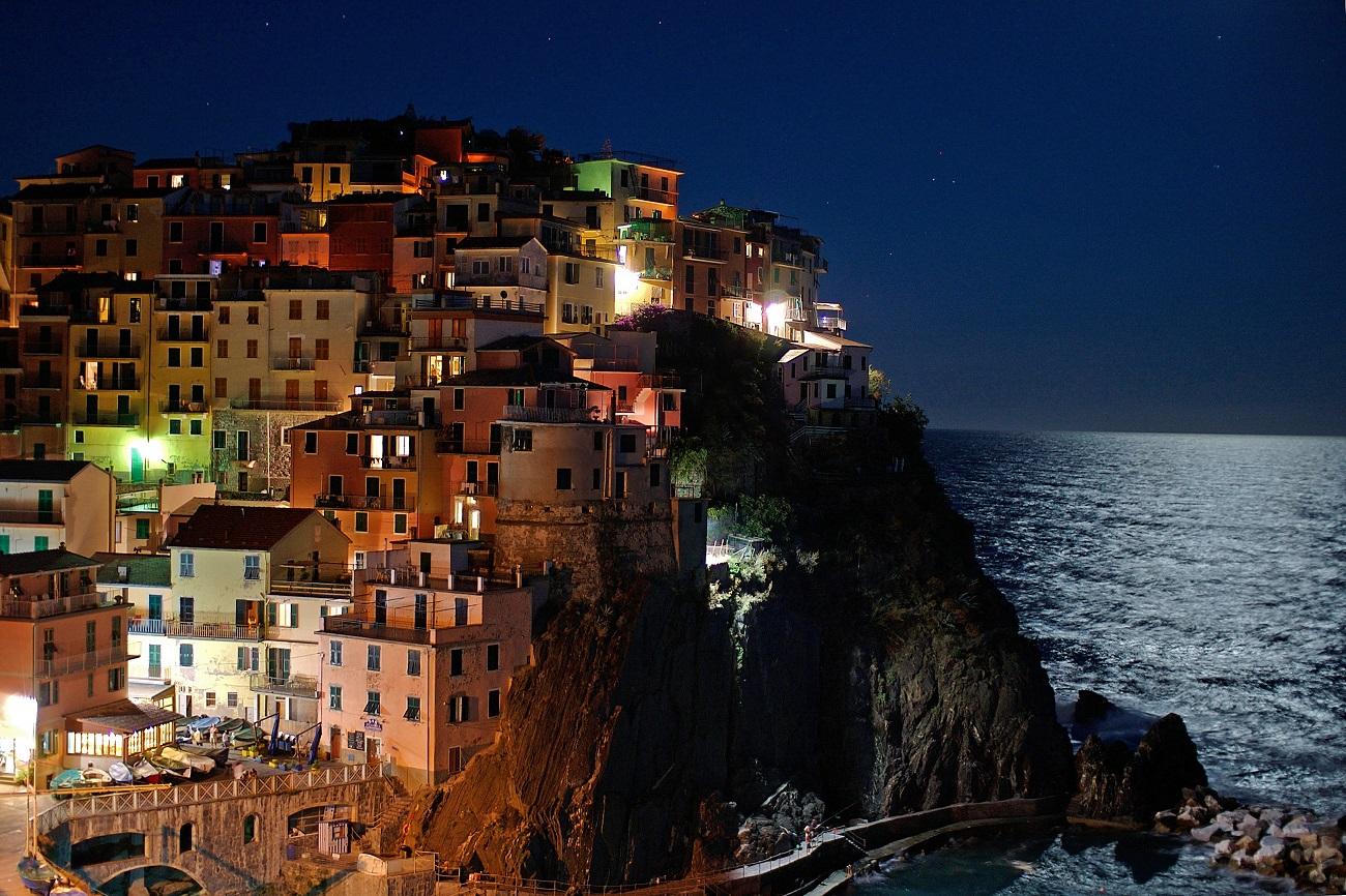 Manarola, Cinque Terre, Italia