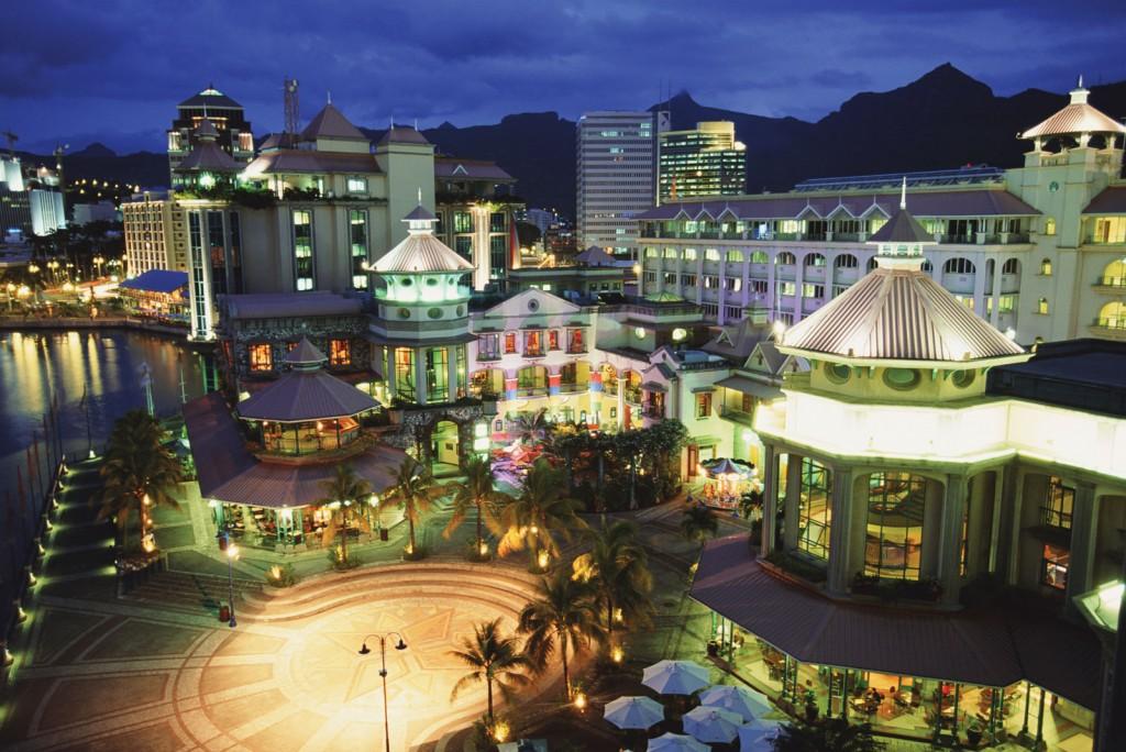 Mauritius, Port Luis