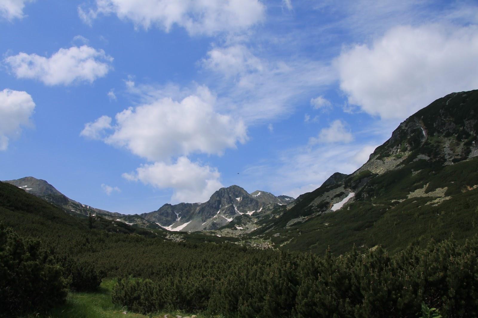 Parcul Național Retezat, peisaj montan