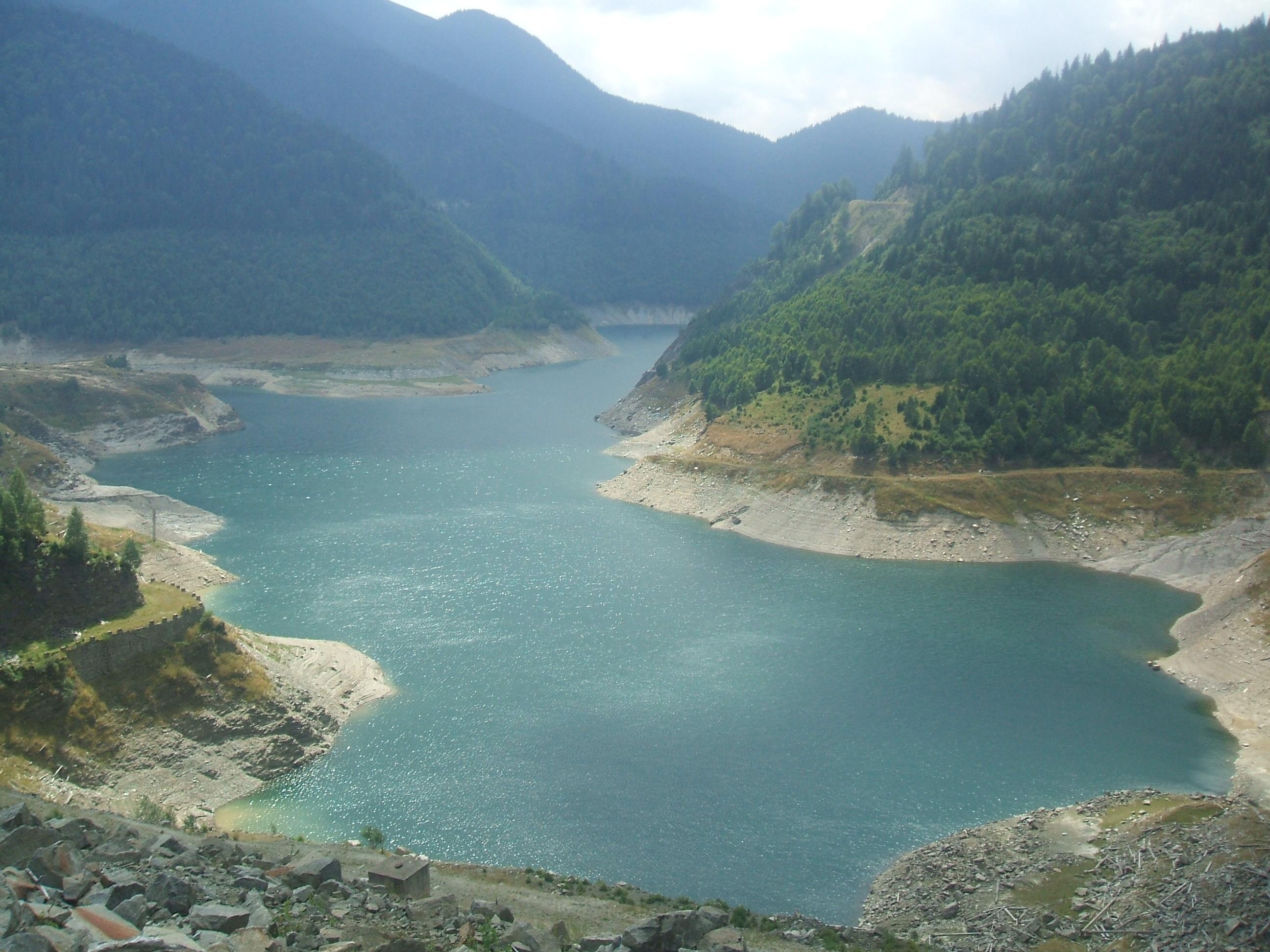 Parcul Național Retezat lac glaciar