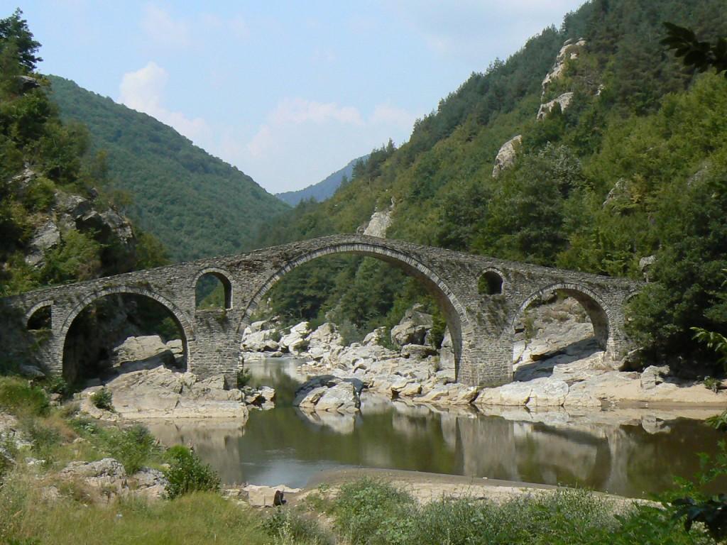 Podul Diavolului, Ardino, Bulgaria