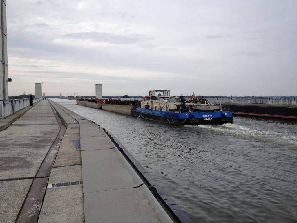 Podul de apă Magdeburg 1