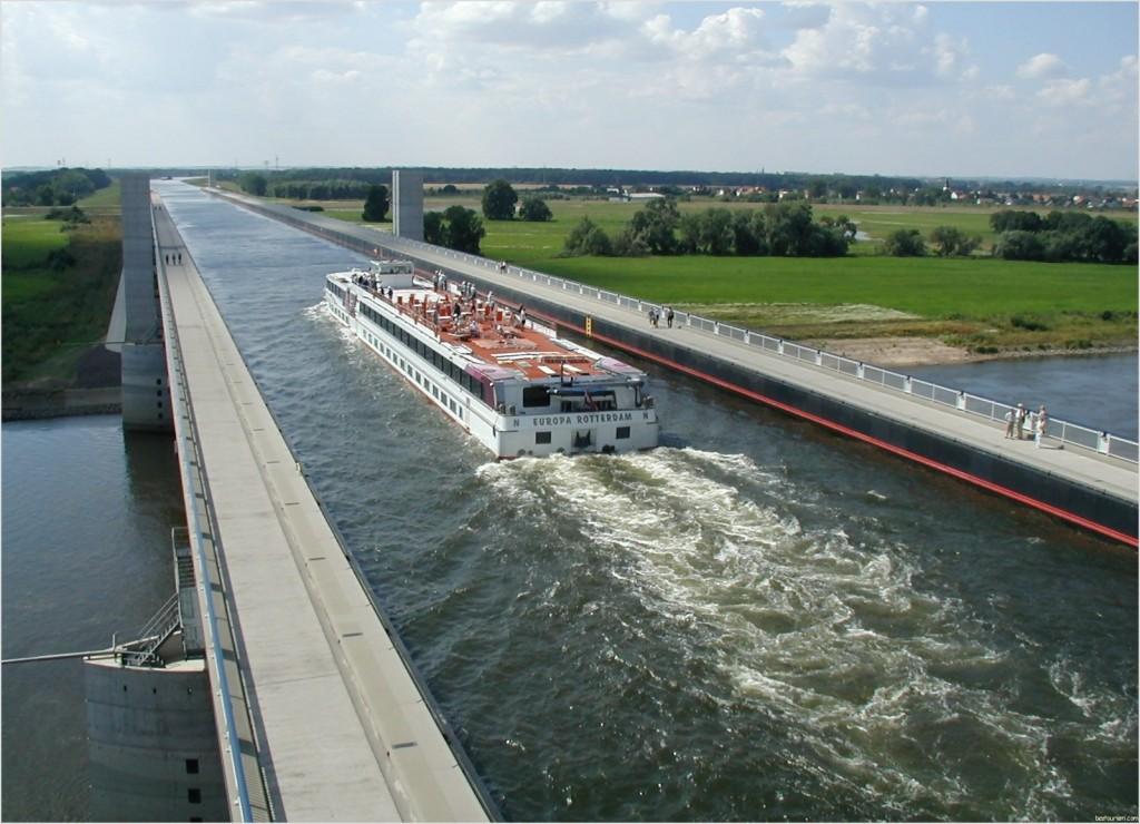 Podul de apă Magdeburg 2