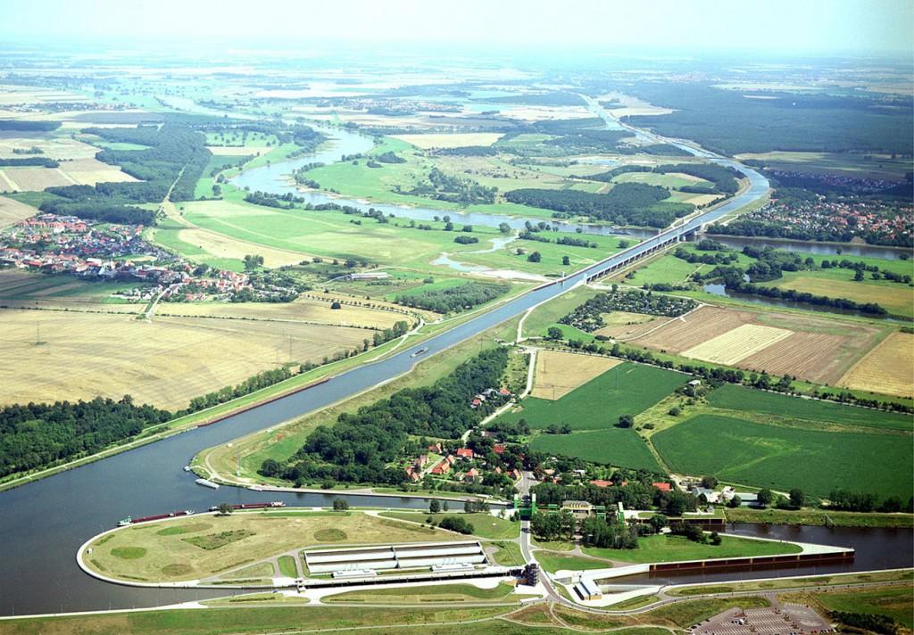 Podul de apă Magdeburg 3