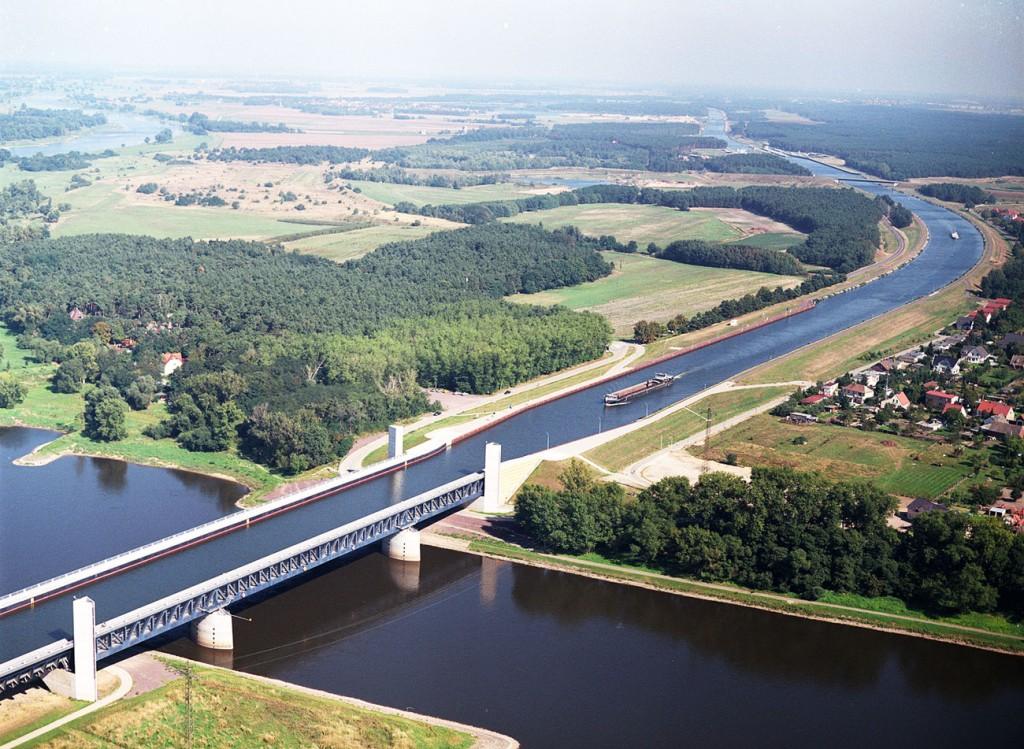 Podul de apă Magdeburg 4