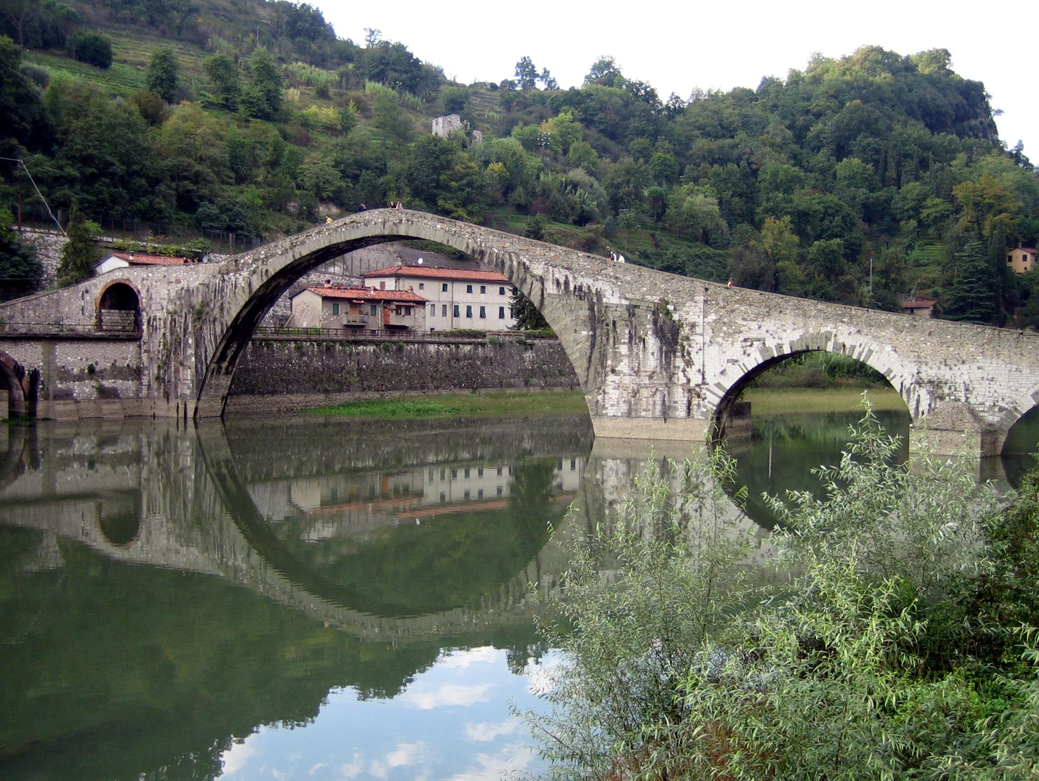 Podul Cividade, Italia