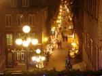 Quebec City noaptea