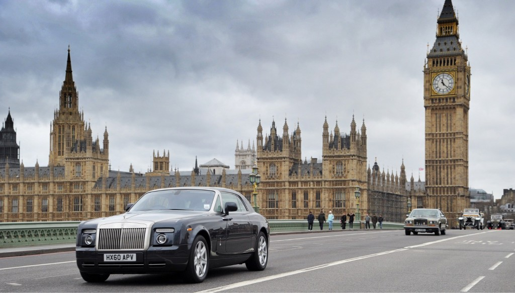Cladirea Parlamentului din Londra
