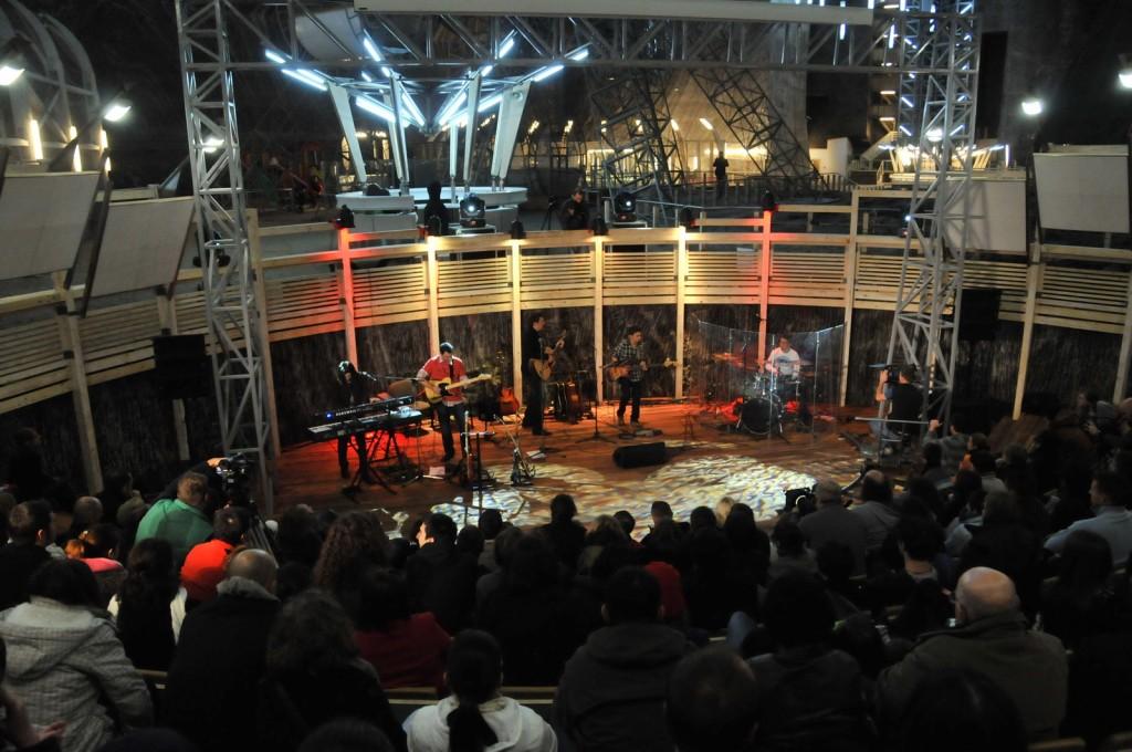 Salina Turda - Concert Mina Rudolf