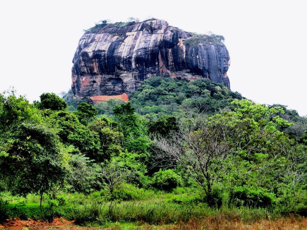Sigiriya,Sri Lanka