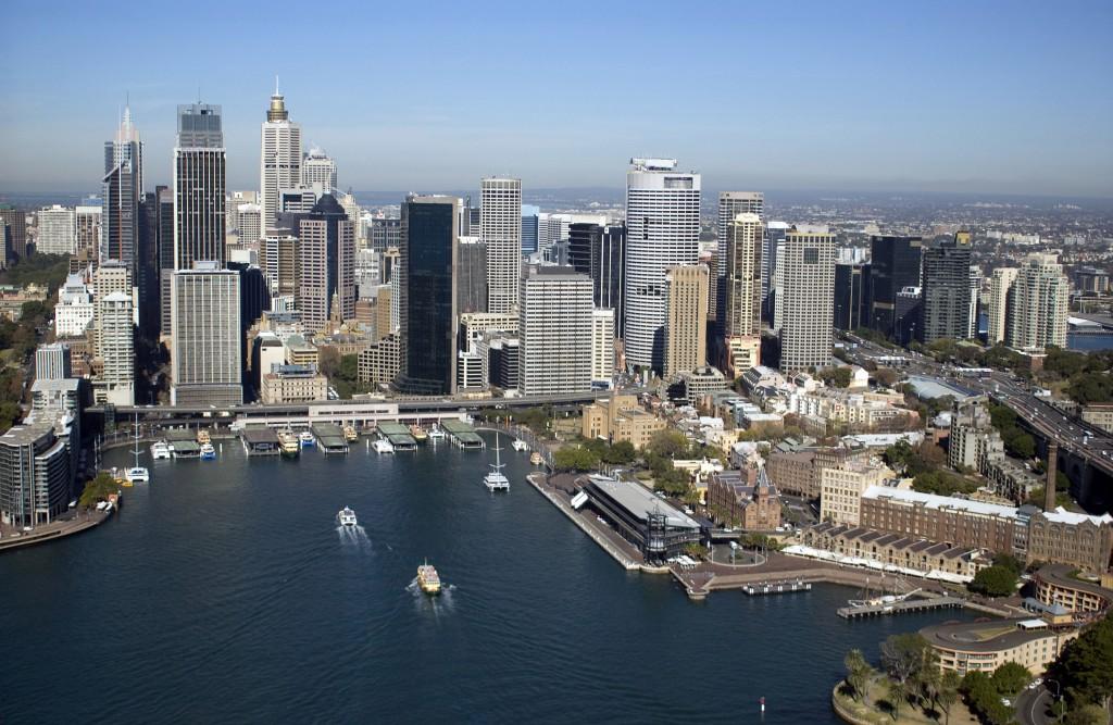 sydney aerials 2004