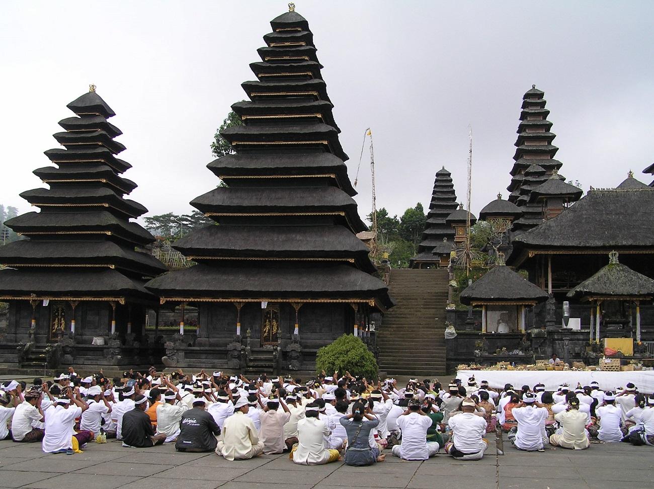Pura Besakih, Templul Mamă