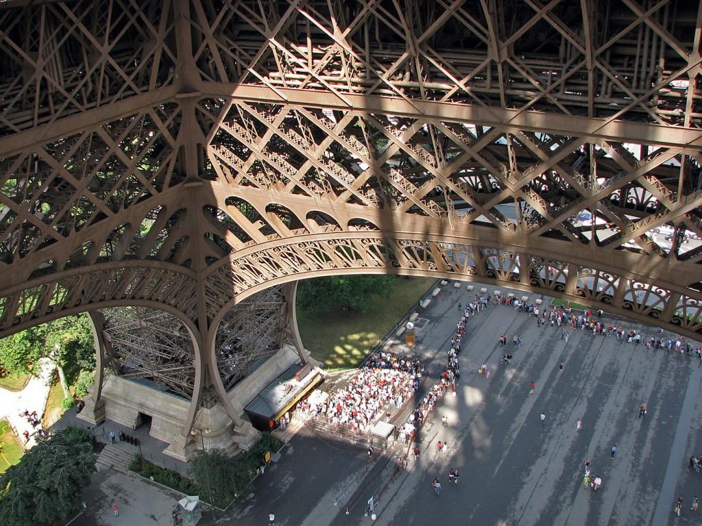Turnul Eiffel 8