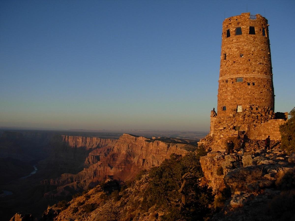 Turnul de Veghe, Marele Canion, Arizona