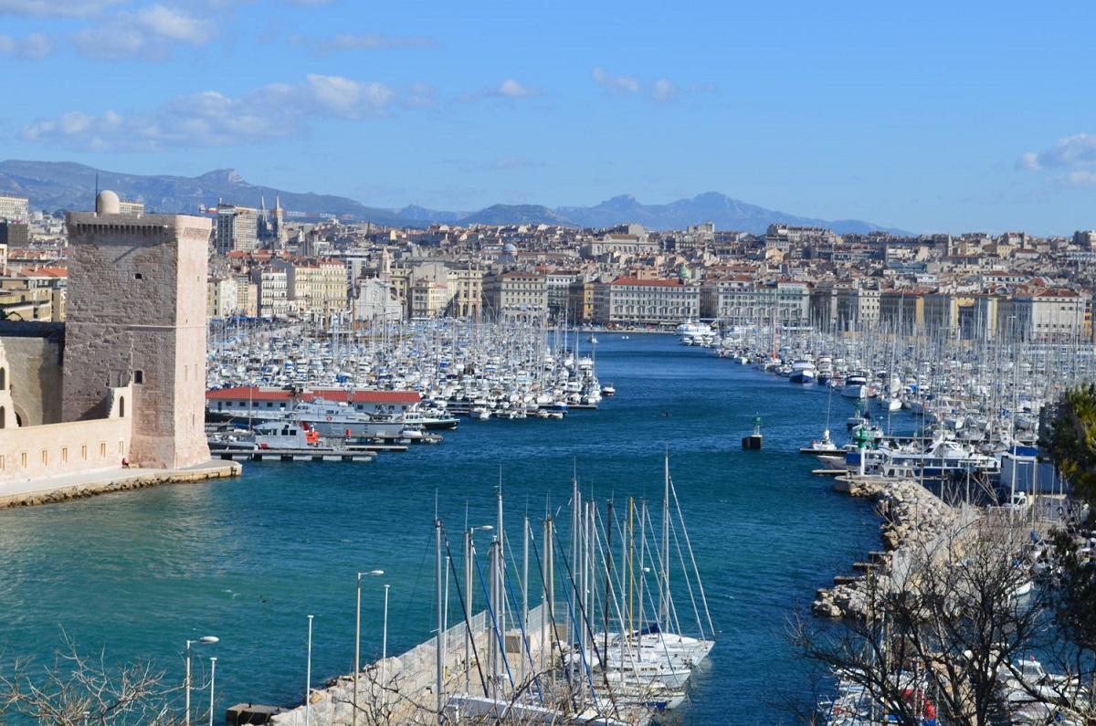 Vechiul Port din Marsilia