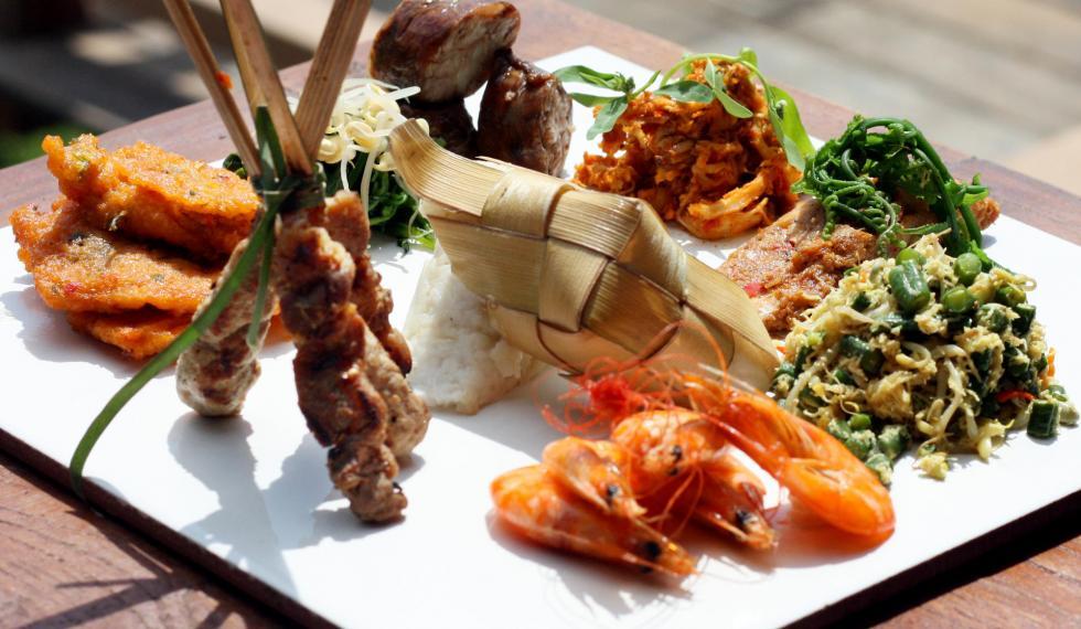 Preparate tradiţionale, Insula Bali