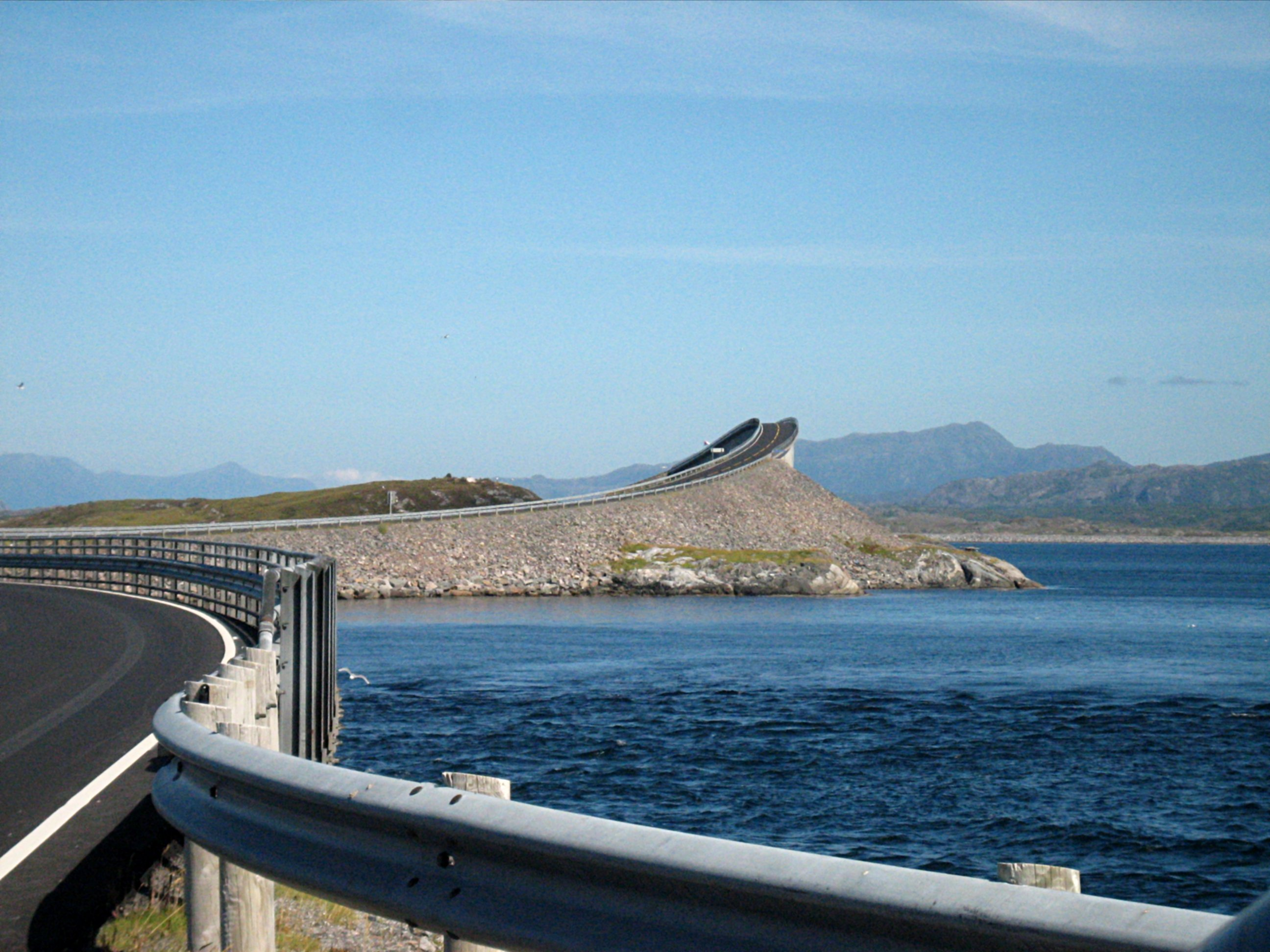 Norvegia, Atlantic Road
