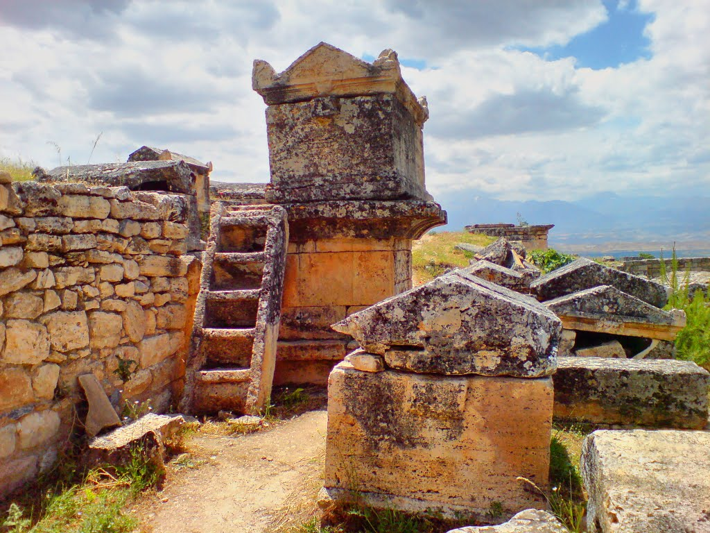 Ruine din Hierapolis