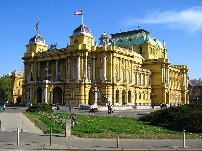 Teatrul Naţional, Zagreb