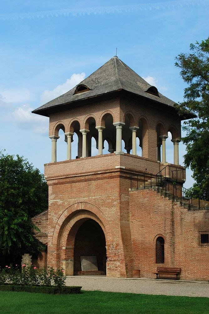 Turnul Porţii Palatului Mogoşoaia