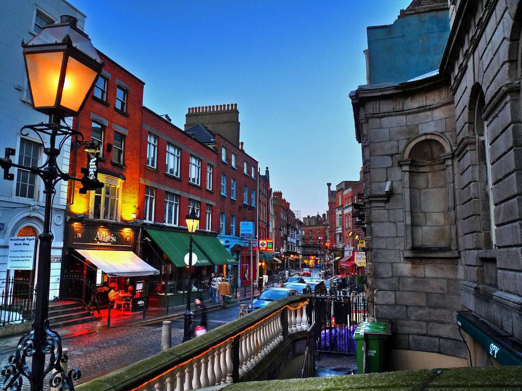 Atmosferă englezească pe tărâm irlandez