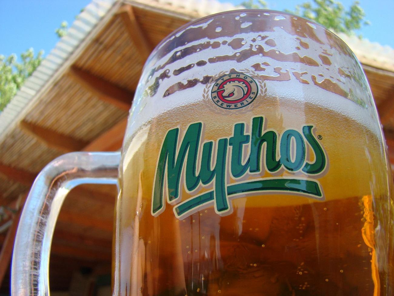 Berea Mythos, băutura tradiţională în Zakynthos