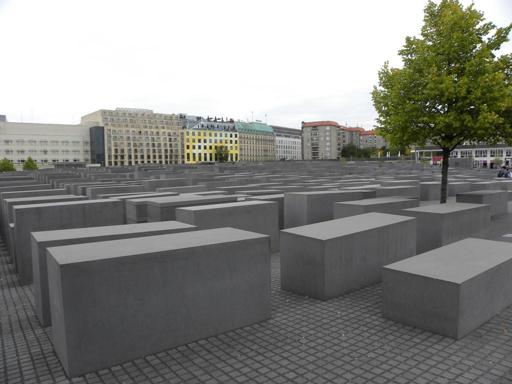 Berlin, Memorialul Holocaustului, un loc ce te pune pe gânduri