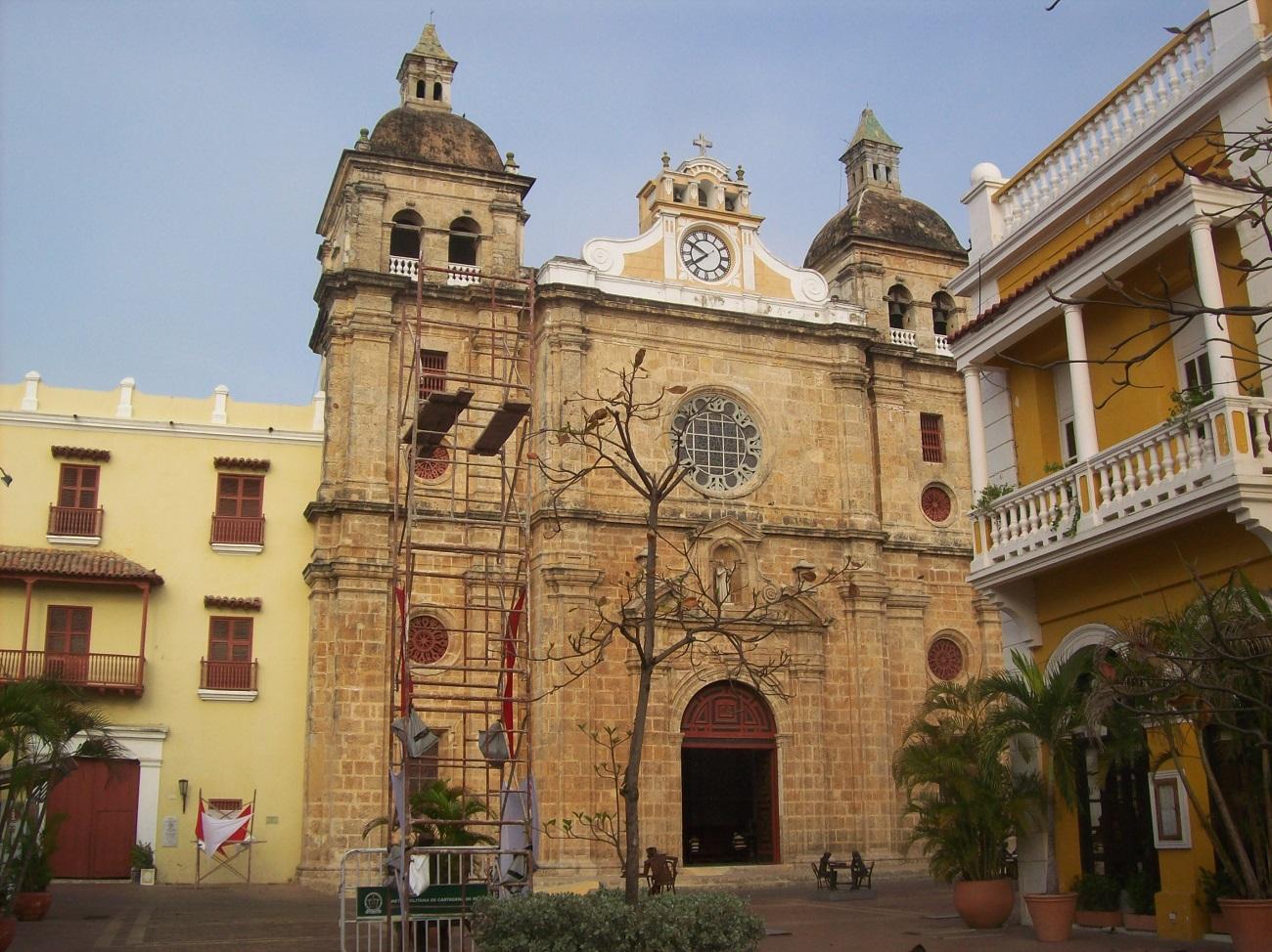 Biserica San Pedro, Cartagena