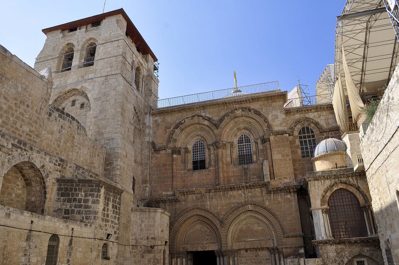 Biserica Sfântului Mormânt, Ierusalim