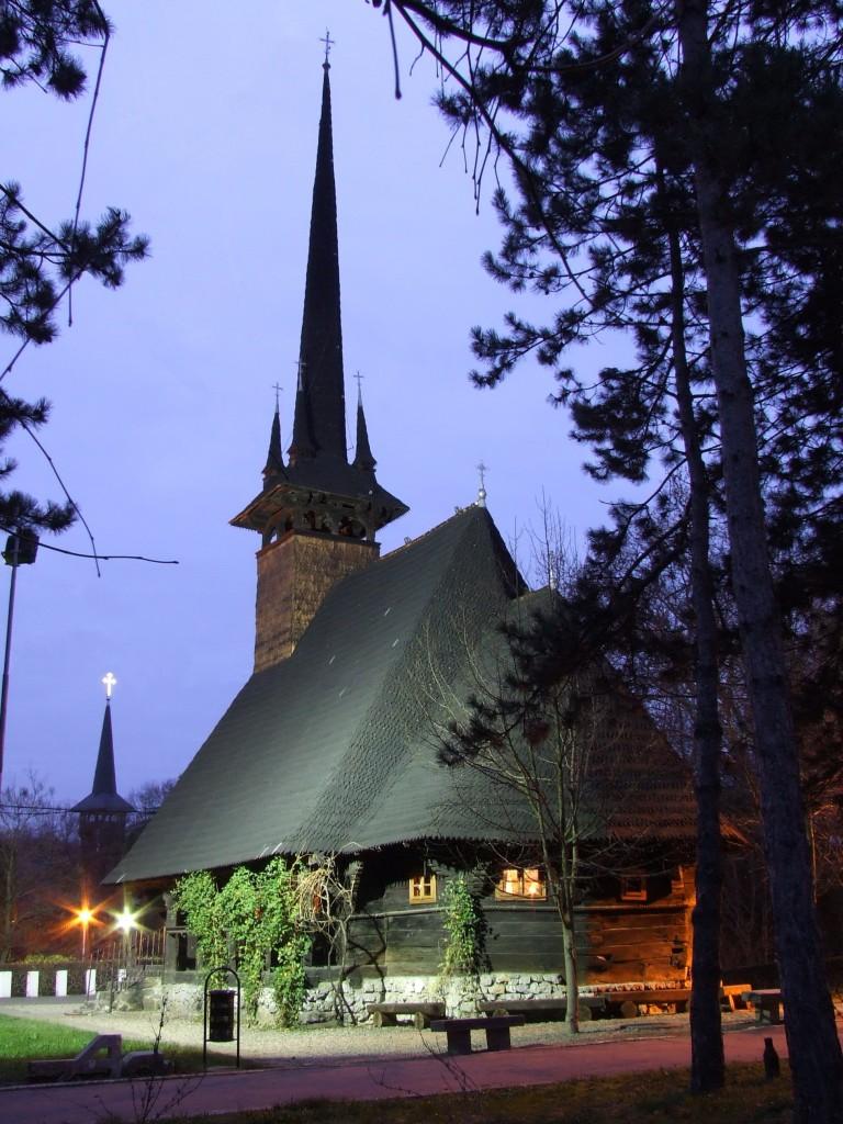 Biserica de lemn