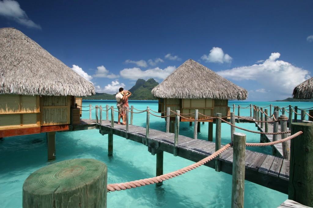 Bora Bora, o destinație romantică