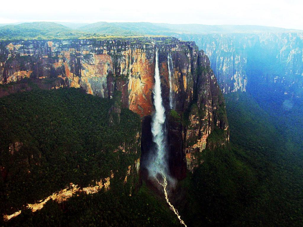 Cascada Angel, Venezuela