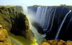Cascada Victoria, Zimbabwe